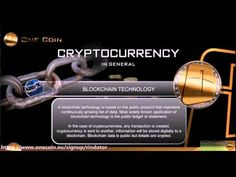 OneCoin Concept Presentation 2016 Excellent Version