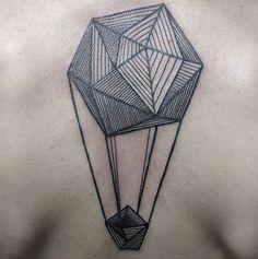 (4) geometric tattoo   Tumblr