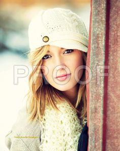 Hailey Winter Senior photos 083