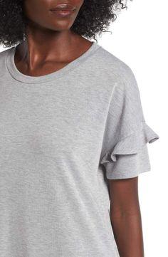 7eddc87c Product Image 4 Shirt Dress, T Shirt, Ruffle Sleeve, Nordstrom Dresses,  Ruffles