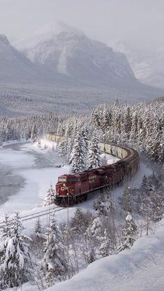 Trans-Siberia
