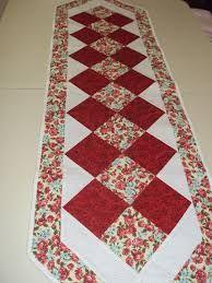Resultado de imagem para centro de mesa patchwork