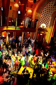 Opera Party in Atlanta (from top 21 party cities in the USA) Atlanta Attractions, Atlanta Nightlife, 21 Party, Birthday Wishes, Night Life, Times Square, Opera, Cities, Destinations