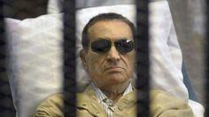 Mısır'ın Devrik Cumhurbaşkanı Hüsnü Mübarek aklandı