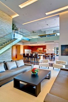 Best Ideas For Modern House Design & Architecture : – Picture : – Description Modern Home Design by the Urbanist Lab Modern House Design, Home, Modern Interior, Luxury Apartments, Interior Architecture Design, Modern Interior Design, House Interior, Luxury Homes, Apartment Interior