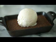 ▶ Brownie à la Mode - YouTube