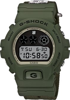 DW6901UD-3 - Limited (Edition) - Mens Watches   Casio - G-Shock - Army Green #watches #armygreen