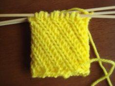 エストニア共和国で始まった模様編みでゴム網よりゴムの効き目があって見た目もいい。編み図は簡単で表編み掛け目左上2目一度表編み掛け目左上2目一度をループで編んでパターンを作りました。基本の表編みの仕方が糸のかけ方は人により色々ですが私は下から上に向かって掛けるのが癖で左巻きに仕上がります。掛け目のところは上から下へ向かって掛けてからやはり下から上に掛けて表編みで引き抜きます。増やしたら減らす。編む順序は途中で解らなくなるのでイメージで1・2・3と唱えながら編みます。1:表編み、2:糸掛けて1日目増やしたら、3:表編みで2目をすくって減らす。目数は4の倍数で作り、これは36個の目で12目づつ分けました。段が増えていくと掛け目の目を拾いずらくなるけれど穴が開いてしまわないよう気をつけて編むとかた方へ引っ張られるように...エストニアスパイラルで帽子を作ります。