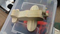 Designing and building a small wood aircraft for my grandson. #odinstoyfactory #handmade #woodtoys #airplane #aircraft