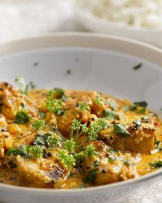 kip als comfort food Asian Dinner Recipes, Indian Food Recipes, Asian Recipes, Ethnic Recipes, Pureed Food Recipes, Healthy Recipes, Healthy Food, Tikki Masala, Garam Masala