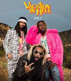 Diandra Reviews It All - Flatbush Zombies Are Heaven In Vacation In Hell