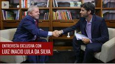 Lula a RT: No admitiremos que en pleno siglo XXI un Gobierno ilegitimo gobierne Brasil
