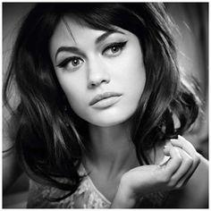 Olga Kurylenko by Anton Corbijn. gorgeous. -   Actress - born 11/14/1979   Zaporozhye Oblast, Ukrain