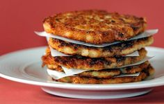 Potato latkes recipe - The Boston Globe