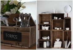CREATIVE LIVING from a Scandinavian Perspective: VINTAGE and ReUse