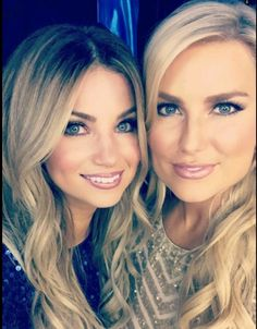 The incredibly beautiful Amber Lancaster with Rachel Reynolds. Amber's 1st day of taping Season 45 of The Price Is Right, 8/1/2016.