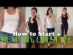How to Start a Healthy Lifestyle & #Lose_Weight!!