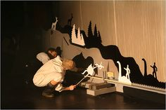 shadow puppets 39 steps - Google Search