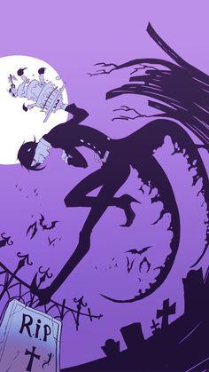 NEKOMA, phantomxhive: Kuroshitsuji Halloween Phone...