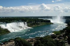 If you're looking for a destination that has incredible landscapes, adventure around every corner, yet quiet, idyllic areas for you to relax in, then it sounds like Niagara Falls is the place for y…