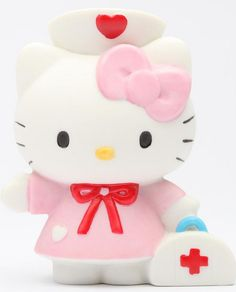 Hello Kitty's here to help!