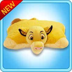 Disney The Lion King Simba Pillow Pet Baby Boy Nursery Themes, Baby Boy Nurseries, Disney Pillow Pets, Lion King 3, King Simba, Animal Jam, Baby Makes, Animal Pillows, Paw Patrol