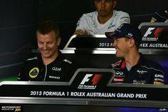 formula 1 2013 australia bbc