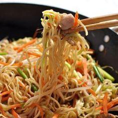 Proper Chicken Chow Mein   RecipeTin Eats