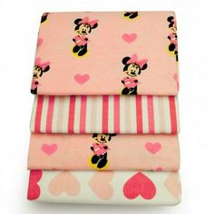 """Disney Baby Minnie Mouse Receiving Blankets - Kids Line - Babies""""R""""Us Disney Baby Clothes, Baby Disney, Disney Mickey, Baby Receiving Blankets, Baby Girl Blankets, Kids Store, Baby Store, Minnie Mouse Nursery, Minnie Mouse Baby Stuff"""