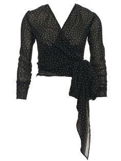 BurdaStyle - 01/2012 Wrap blouse