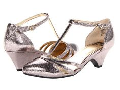 BC Footwear Cool as a Cucumber Pewter Crackle - Zappos.com Free Shipping BOTH Ways