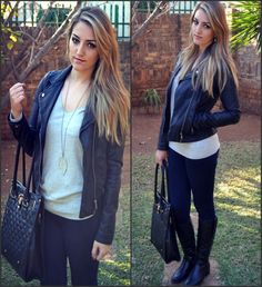 Drama queen & Lover of all things pretty - Page 3 Drama Queens, Africa Fashion, Diaries, All Things, Leather Jacket, Comfy, Amp, Chic, Pretty