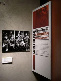 panel inspiration - U.S. Holocaust Memorial Museum