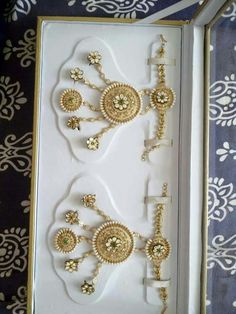 rajputi jewellery hathful by Kuldeep Singh