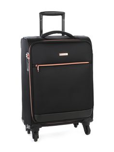 4 Wheel Carry On - Allure Carry On Luggage, Carry On Bag, Rose Gold Color, Timeless Fashion, Tech, Business, Products, Clutches, Hand Luggage