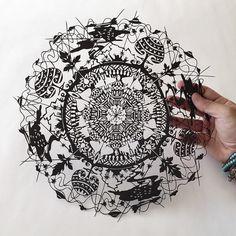 Figuras En Papel   Arte - Todo-Mail