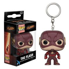 9f4fc6a8b GBP - Funko Pocket Pop Keychain Tv The Flash Vinyl Action Figure  Collectible Toy 10318