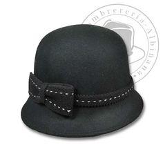 Sombrero de Mujer by Sombrerería Albiñana d22b01d521b