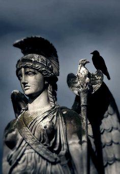 NIke Goddess of Victory greek mythology Ancient Greek Sculpture, Greek Statues, Ancient Greek Art, Greek Goddess Statue, Athena Goddess, Mythos Academy, Nike Goddess Of Victory, The Wicked The Divine, Greece Art