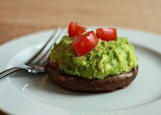 Ways to snack on fiber-rich avocado.