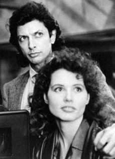 The Fly- Geena Davis & Jeff Goldblum                                                                                                                                                                                 More