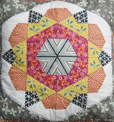 Love this block!  Kate Conklin Designs: Material Obsession 2
