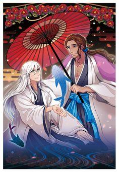 Ukitake & Shunsui