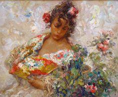 Il mondo di Mary Antony: Jose Royo Maestro Pittore spagnolo di arte impressionista