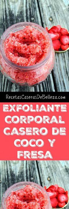 Exfoliante Corporal Casero