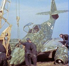 FalkeEins - The Luftwaffe blog : a page devoted to Luftwaffe 'colour' photos and images - camouflage and markings, Bf 110, Fw 190 and Bf 109