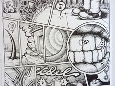 Abstract Comics: The Anthology - Robert Crumb by fantagraphics, via Flickr