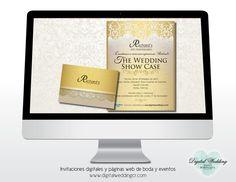 Invitaciones digitales online con registro de confirmación en línea y páginas web de boda y eventos. Tel.: (506) 2238-2860 / (506) 8874-8614 For english contact (506) 7111-6393 E-mail: info@digitalweddingcr.com