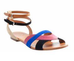 Marc by Marc Jacobs Color Weave 10MM Sandal Flat