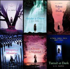 Shadow falls book series:Born at midnight saga